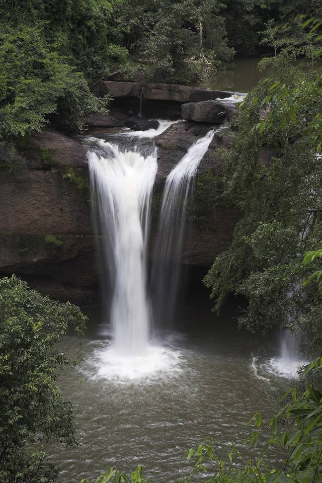 Khao Yai also has some lovely waterfalls. Credit: PA