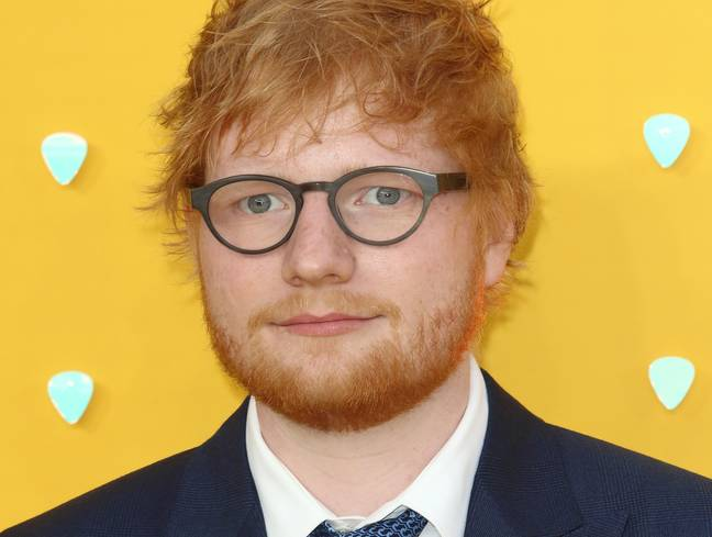 Ed has said he doesn't like when fans film or photograph him as it can make him feel like he's 'in a zoo'. Credit: PA