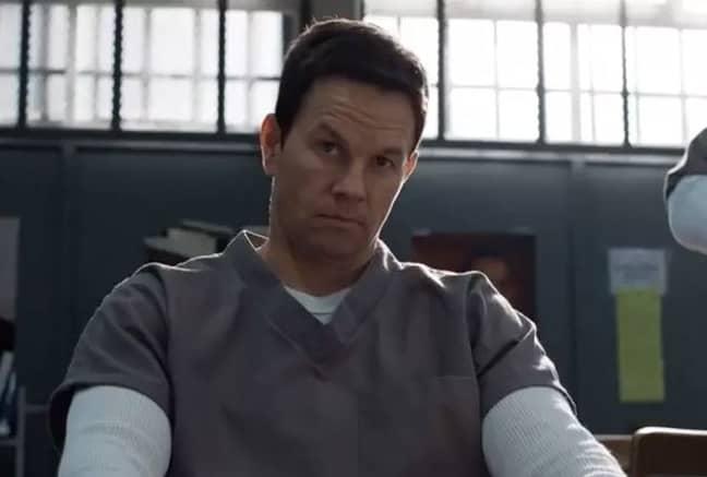 Mark Wahlberg stars opposite Post Malone in Netflix movie Spenser Confidential. Credit: Netflix