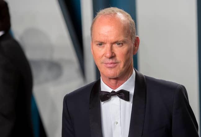 Michael Keaton. Credit: PA