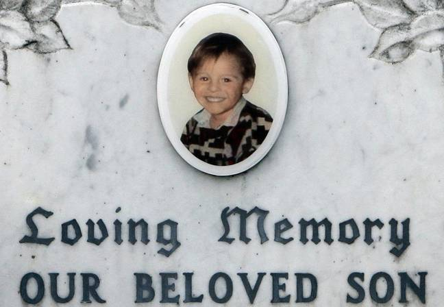 James Bulger was killed on February 12 1993. Credit: PA