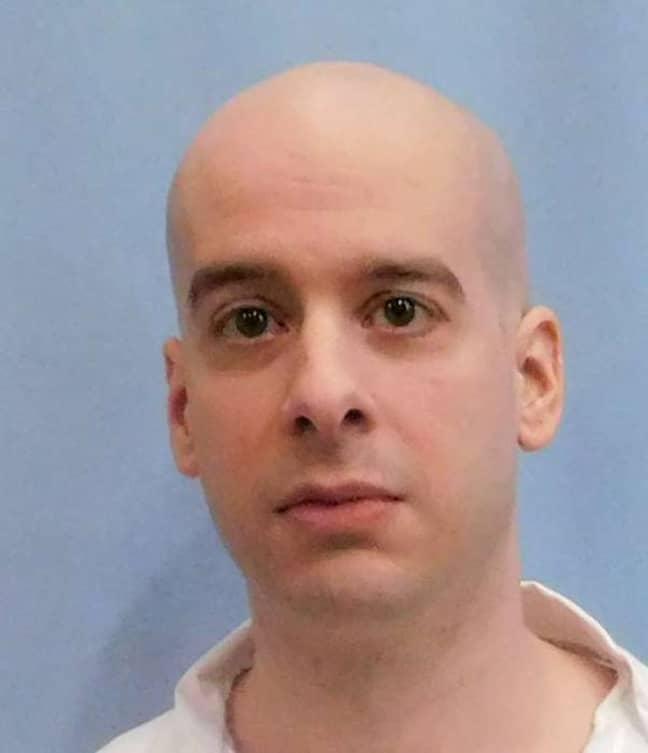 Michael Brandon Samra. Credit: Alabama Department of Corrections