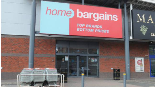 Home Bargains To Stay Closed On Boxing Day Credit: PA