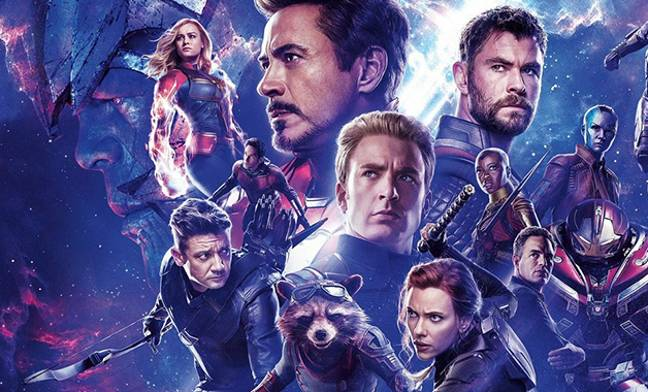 A quantum physicist has described the physics in Avengers: Endgame as 'exciting bullshit'. Credit: Marvel