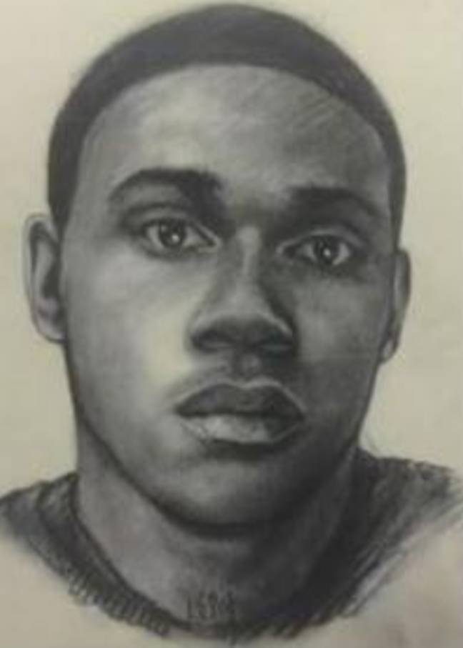 Police sketches. Clayton County Police Department
