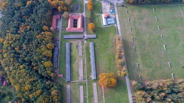 Stutthof concentration camp. Credit: Alamy