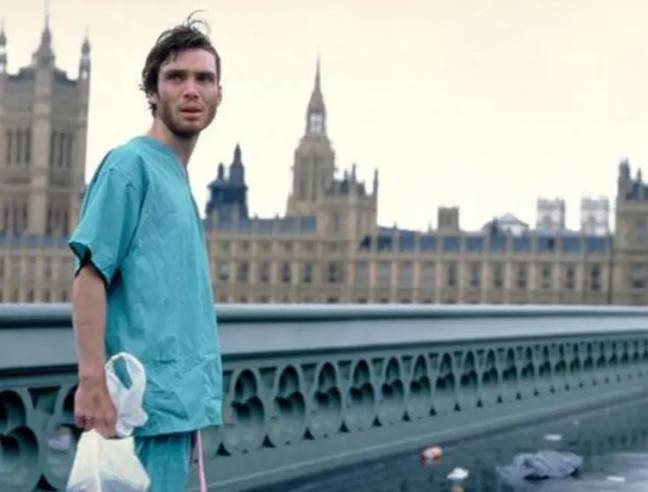 Cillian Murphy says he's up for a third 28 Days Later movie. Credit: DNA Films
