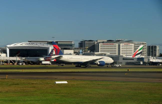Stock image of Sydney Airport in 2018. Credit: PA