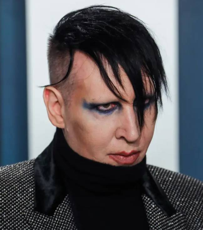 Manson has denied the allegations made against him. Credit: PA
