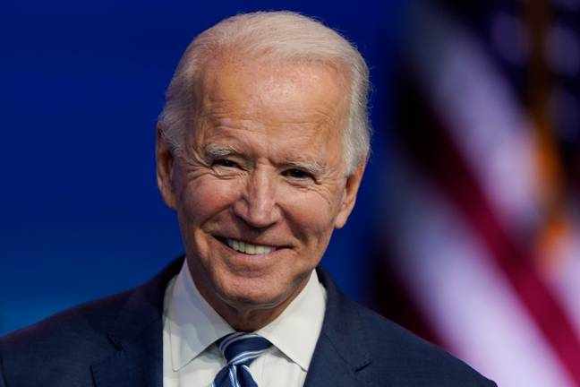 Joe Biden will become president in January. Credit: PA