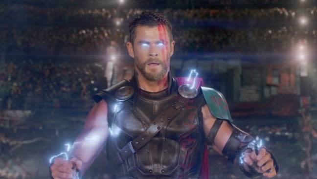 A source says Thor 4 is in the pipeline, but Chris Hemsworth says he is taking a break from acting. Credit: Walt Disney Studios