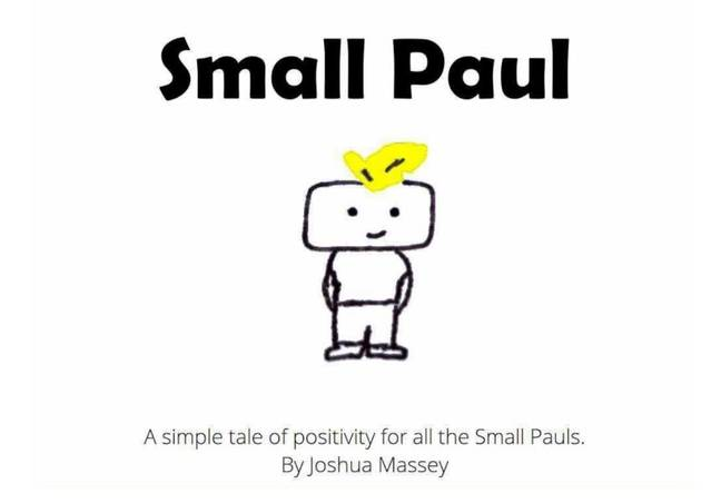 Small Paul aims to help children stay positive during the coronavirus pandemic. Credit: LADbible