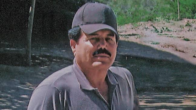 Ismael 'El Mayo' Zambada. Credit: Netflix
