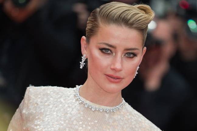 Amber Heard has urged for prison sentences to be the punishment in revenge porn cases. Credit: PA