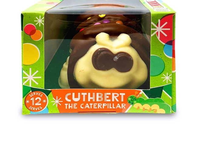 Here's Cuthbert. Credit: Aldi