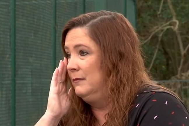 Ms Olson was devastated by the loss of her pet cat Sophie. Credit: abc13