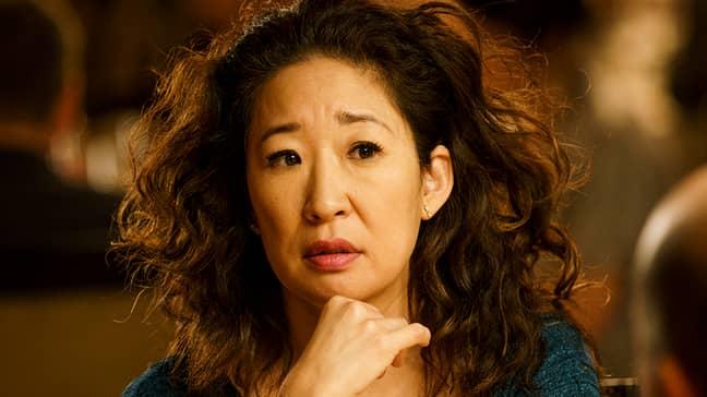 Sandra Oh in Killing Eve. Credit: BBC