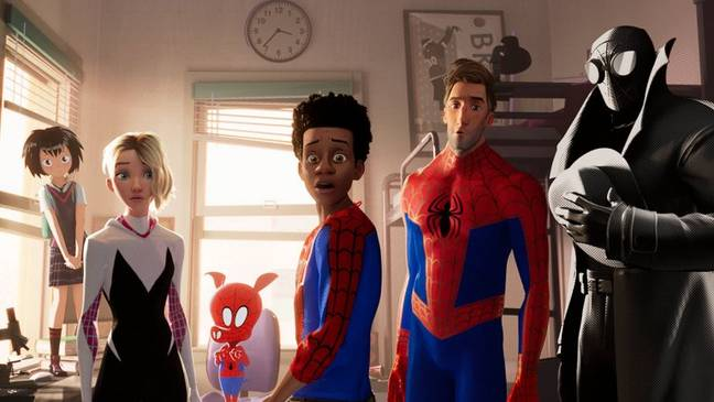 A sequel and a spin-off are reportedly planned. Credit: Sony
