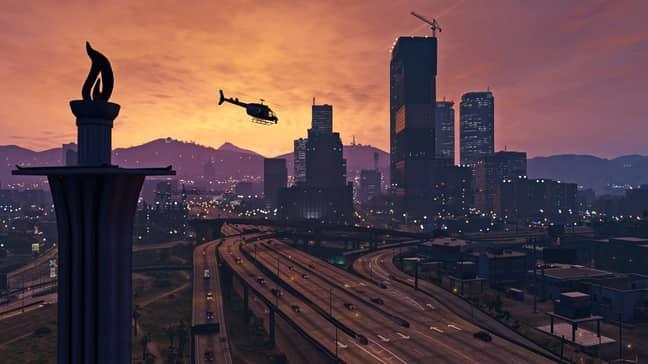 Grand Theft Auto V. Credit: Rockstar Games