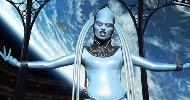 Lhouraii Li was inspired by the character of Diva from 1997 film The Fifth Element. Credit: Gaumont Buena Vista Internationa