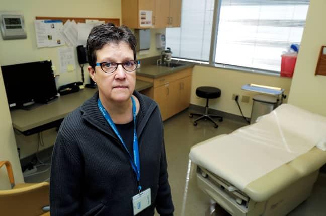 Dr Lisa Jackson. Credit: PA