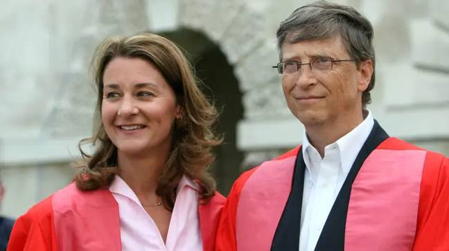 Gates' affair with a colleague has come under the spotlight. Credit: PA