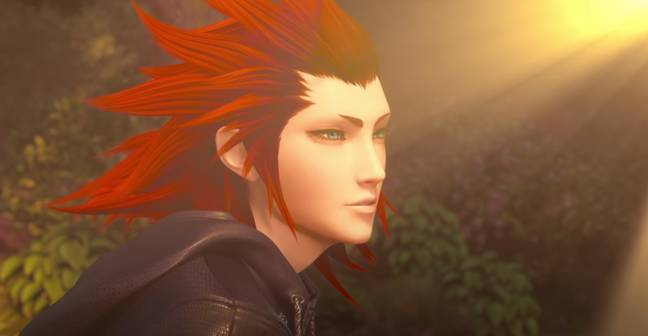 He starred in franchises like Kingdom Hearts and Final Fantasy. Credit: Square Enix