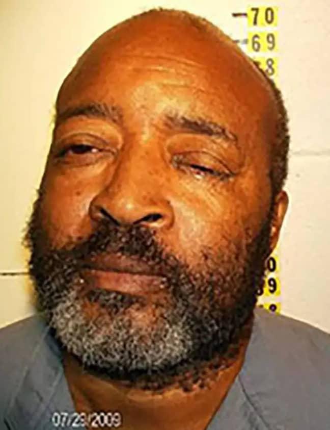 Samuel Howard. Credit: Nevada Department of Corrections