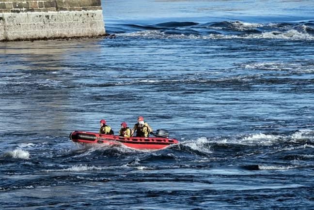 Credit: Scottish Fire & Rescue Service