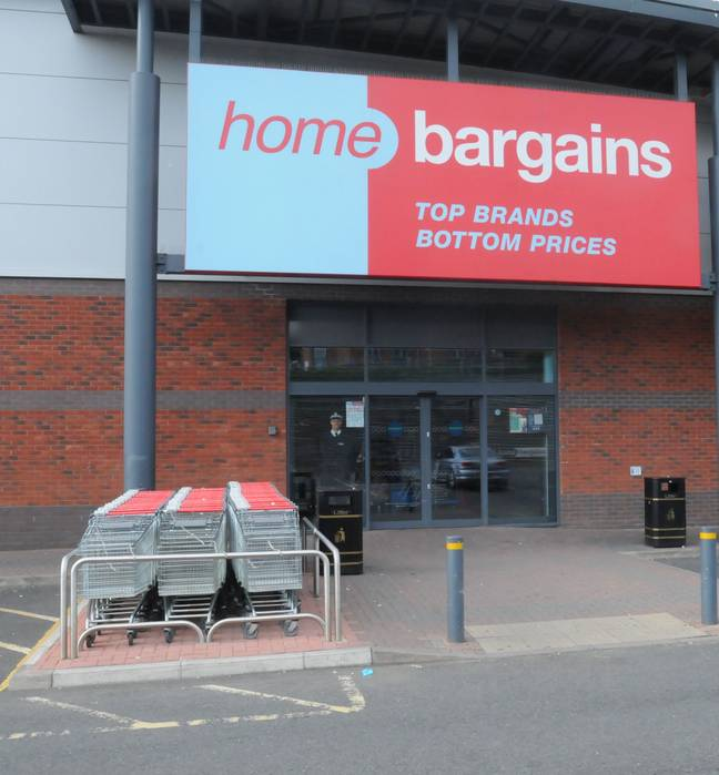 Home Bargains is giving all of its employees Boxing Day off. Credit: PA