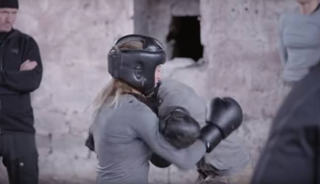 'SAS: Who Dares Wins' will feature female contestants for the first time. Credit: Channel 4