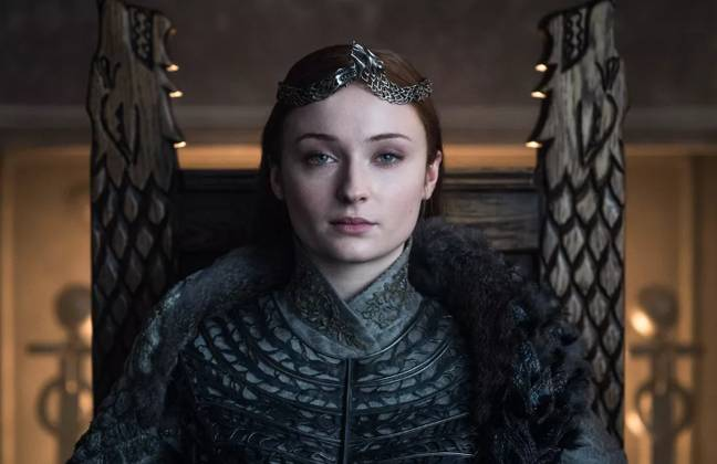 Sophie Turner has called the petition 'disrespectful'. Credit: PA