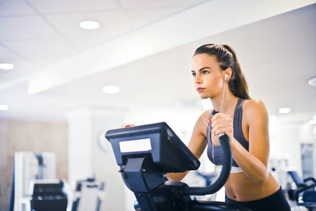 Treadmills aren't the best way to go about losing weight, apparently. Credit: Pexels
