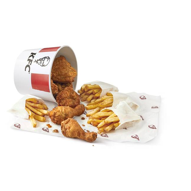 This could be on your doorstep sooner than you may have thought. Credit: KFC