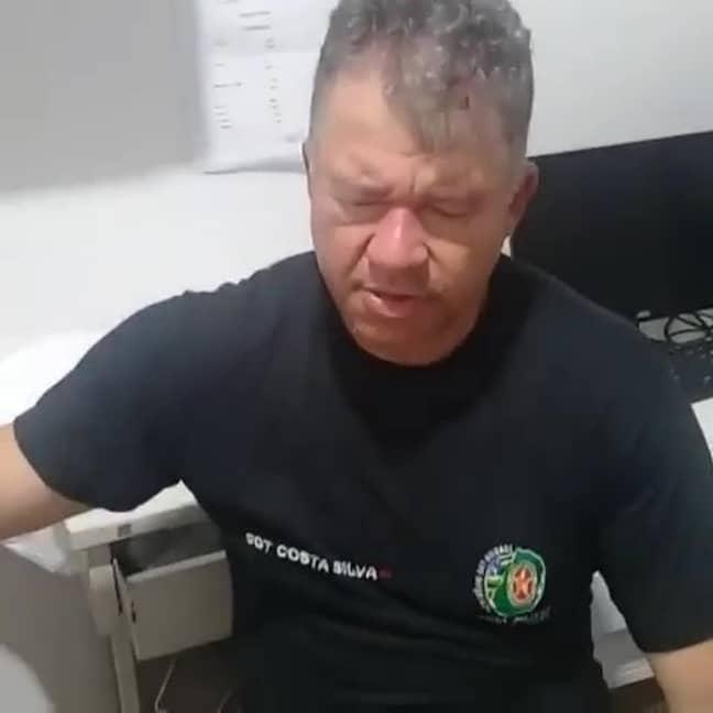 Sergeant Valdivino de Oliveira. Credit: FocusOn News