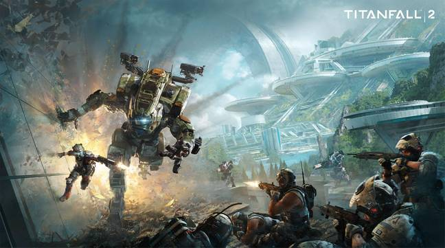 Titanfall 2 cover image