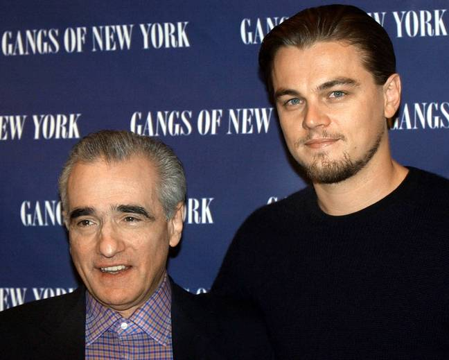 DiCaprio and Scorsese have worked together before. Credit: PA