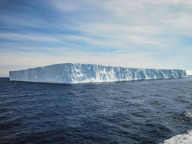 Antarctic Shelf
