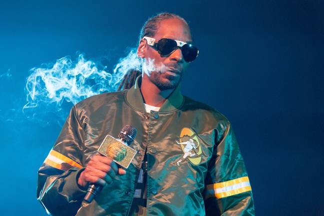 Snoop's been living a 'simple' lifestyle in lockdown. Credit: PA
