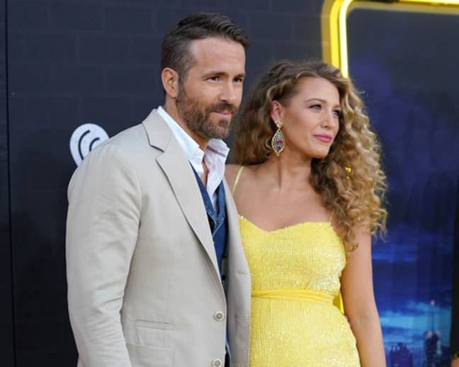 Ryan Reynolds and Blake Lively announced they were expecting back in May. Credit: PA