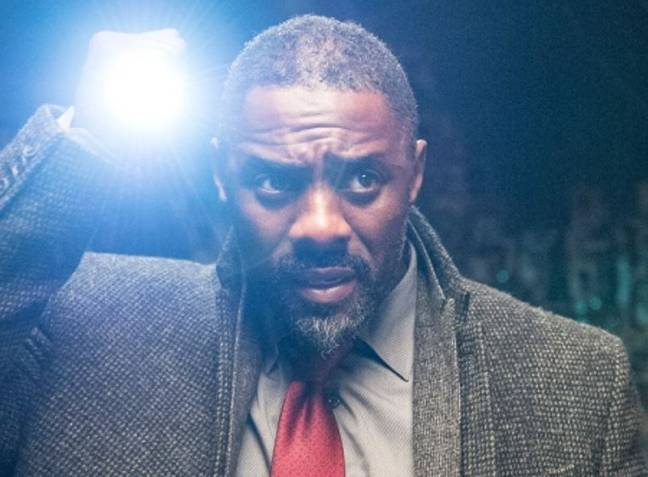 DCI Luther has been voted Idris Elba's best character. Credit: BBC