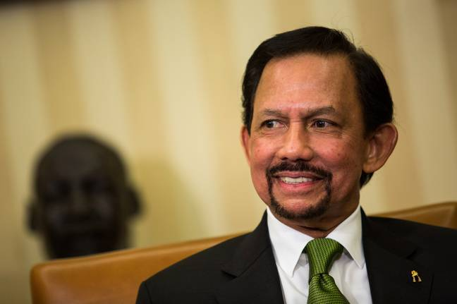 Sultan Bolkiah has been trying to get the changes implemented since 2014. Credit: PA