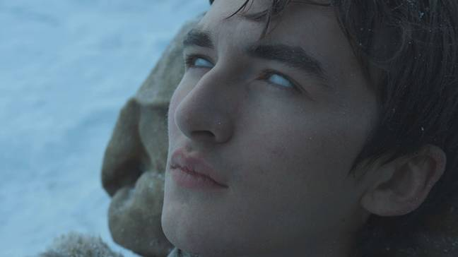 Bran Stark warging