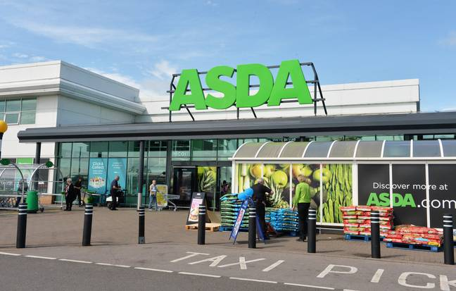 The ASDA store he was banned from. Credit: BPM Media