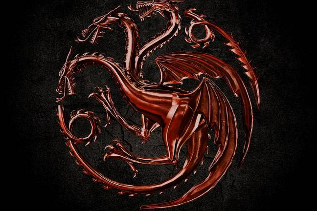 House of the Dragon was given the green light last year. Credit: HBO