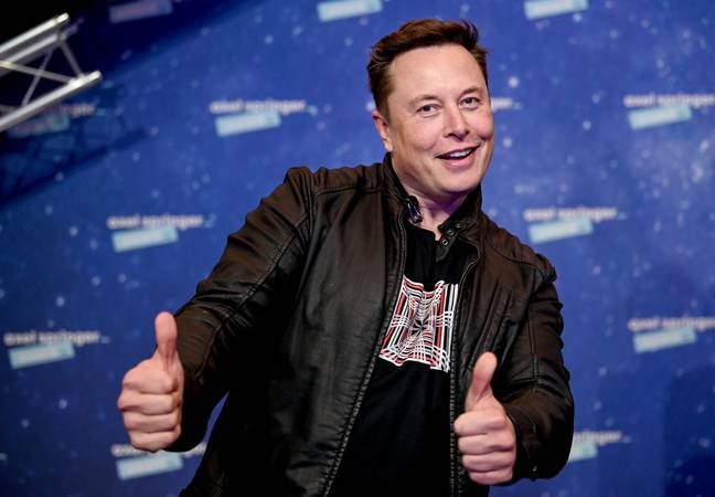 Musk hopes to have humans on Mars within six years. Credit: PA