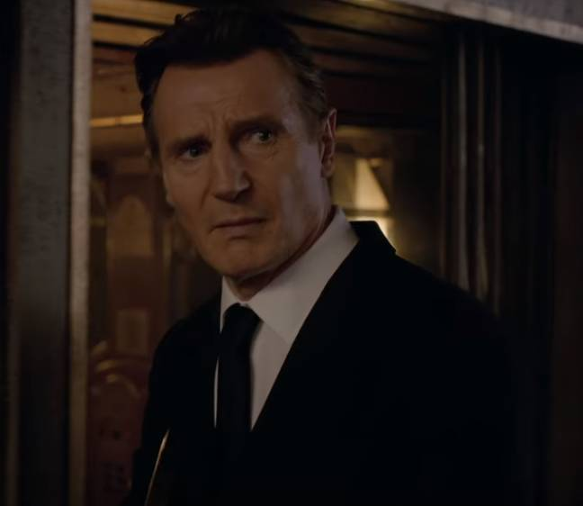 Liam Neeson. Credit: Sony Pictures