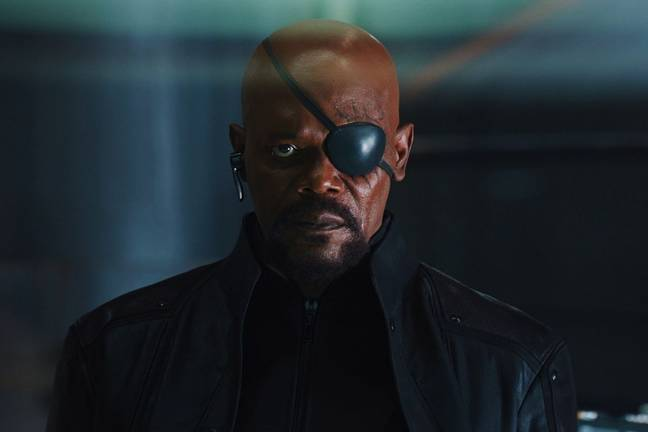 It looks like a Nick Fury series is on the way. Credit: Marvel