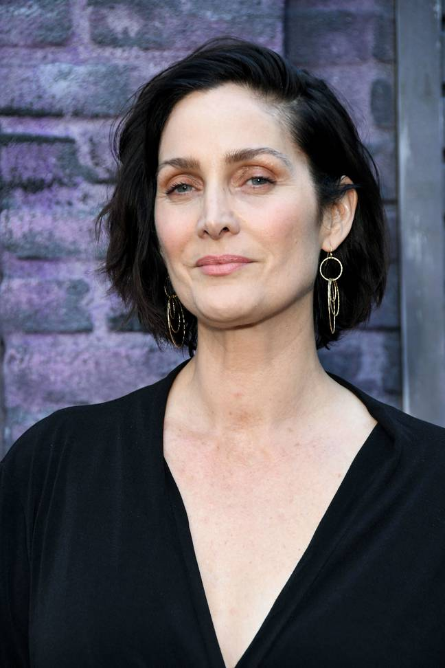 Carrie-Anne Moss will also return for the fourth film. Credit: PA
