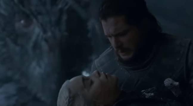 Jon Snow killed Daenerys Targaryen in the finale. Credit: HBO